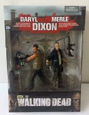WALKING DEAD DARYL & MERLE DIXON ACTION FIGURE 2-PACK BROTHERS BOX SET MCFARLANE