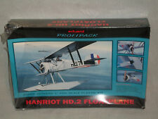 Eduard 1/48 Scale Hanriot HD.2 Floatplane - Profipack - Factory Sealed