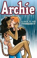 Archie: A Rock & Roll Romance (Archie & Friends All-Stars)-ExLibrary