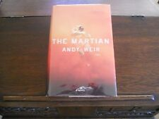 THE MARTIAN by Andy Weir, SIGNED, 1st ed/1st printing (2014, Hardcover)