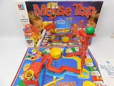 Mouse Trap Board Game Vintage 1986 MB Games VGC 100% Complete