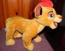 "Disney Store The Lion Guard Lion King Son of Simba 15"" Kion Plush Soft Toy"