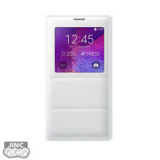 Original Samsung SM-N910T Galaxy Note4/Note 4 SVIEW/S-VIEW Flip Cover Case