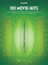 101 Movie Hits For Flute Learn to Play Pop Rock Chart Film Songs MUSIC BOOK