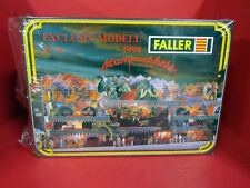 HO Faller 460 Mammoth Cave Ghost Train Carnival Ride 1994 Exclusive