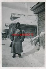 4 x Foto, I.R.252, 3. Mal in Zigany, Februar 1943, Russland