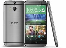 HTC One M8 6525L 32GB Gray Verizon & GSM Unlocked 4G LTE Android Smartphone