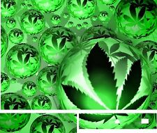 PlayStation 3 PS3 CANNABIS WEED Vinyl Sticker Skin