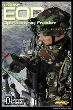 1/6 Very Hot Military Set - US Army EOD Operation Iraqi Freedom