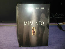 90- MEMENTO (GUY PEARCE 200O)    2 DVD