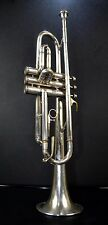 Old/ Vintage/ Collectible Brass Lignatone Trumpet -=Made in Czechoslovakia=-