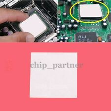 40Pcs 25*25mm Square double sided Thermal Adhesive Tape for Heatsink heat sink