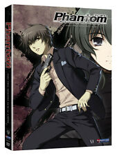 Phantom: Requiem for the Phantom, Part 2 ANIME BRAND NEW (DVD, 2011, 3-Disc Set)