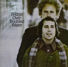 SIMON & AND GARFUNKEL (NEW SEALED CD) BRIDGE OVER TROUBLED WATER (BONUS TRACKS)
