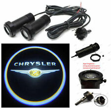 Luci proiettori Led portiera logo CHRYSLER luce cortesia led 300C GRAND VOYAGER