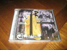 Chicano Rap CD Mr Criminal Presents Gangsters Don't Talk Compilation T-DRE C-BOY