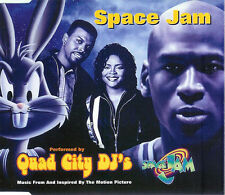 QUAD CITY DJ'S - SPACE JAM - CD