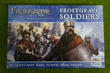 FROSTGRAVE SOLDIERS 20 Multi part figures 28mm