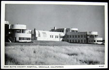 OROVILLE CA ~ 1960's NEW BUTTE COUNTY HOSPITAL