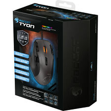 ROCCAT TYON MULTI-BUTTON 8200DPI BLACK LASER R3 SENSOR GAMING MOUSE (ROC-11-850)