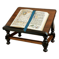 17th Century Antique Replica Wood Louis XIII Book Easel Stand