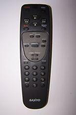 SANYO VCR REMOTE CONTROL B12605