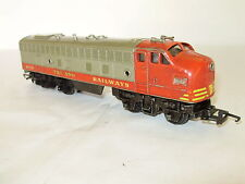 Triang R.55 TR Diesel loco. Minor damage. Good Mech cond. 2 rail DC.OO scale.