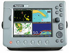 RAYMARINE C-80 CLASSIC MFD EXCELLENT CONDITION MANUALS, CABLES, FLUSH MOUNT