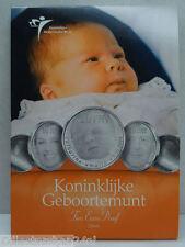 Netherlands 2004 Het Koninklijke Geboortemunt Tientje Euro Zilver Proof