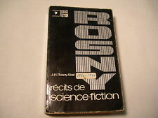 J. H. Rosny Aine Recits de Science-Fiction (French) Bibliotheque Marabout
