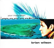 BRIAN WILSON YOUR IMAGINATION GIANT RECORDS ONE TRACK PROMOTIONAL CD 2002