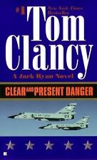 Clear and Present Danger (Jack Ryan), Tom Clancy, Good Books