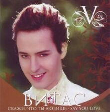 Vitas - Say you love / Skazhi chto ty lubish   CD