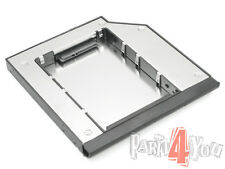 Second hard disk caddy Multibay 2nd HDD SSD HP EliteBook 8740w ProBook 6440b