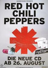 "RED HOT CHILI PEPPERS POSTER ""I'M WITH YOU"""