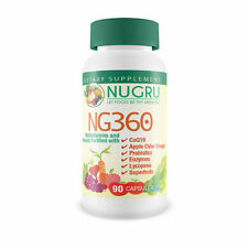NG360 Multivitamin with CoQ10 & Apple Cider Vinegar
