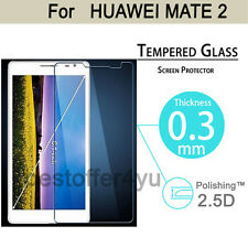 Premium Tempered Glass Film Screen Protector For Huawei Ascend Mate 2