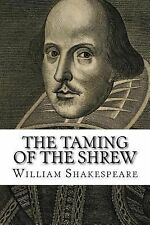 The Taming of the Shrew by William Shakespeare (2014, Paperback)