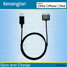 Kensington Apple 30-pin USB Sync + Charge Lead - iPod Classic 120gb 160gb Gen