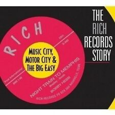 The rich records story [Original recording remastered] CD article neuf