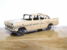 Matchbox Lesney No.22b Vauxhall PA Series Cresta (GREY PLASTIC WHEELS, PINK!)