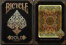 Bicycle Gold Playing Cards - Limited Edition - SEALED