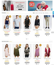 Online Shopping Cart/Store Website