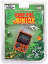 NINTENDO MINI CLASSICS DONKEY KONG JUNIOR GAME AND WATCH KEYRING KEY CHAIN