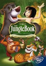 The Jungle Book - 40th Anniversary Special Edition UK Region 2 DVD - Walt Disney
