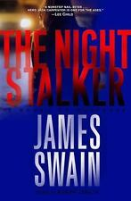 The Night Stalker: A Novel of Suspense, Swain, James, Good Book