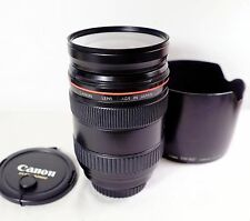 Canon 24-70MM F2.8 L Ultrasonic Macro Zoom Lens for Canon EOS EF