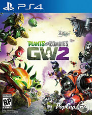 Plants vs Zombies Garden Warfare 2 PS4 Game New *Free Ship with Track*