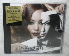 J-POP Namie Amuro Past Future Taiwan CD only (Normal Edition)