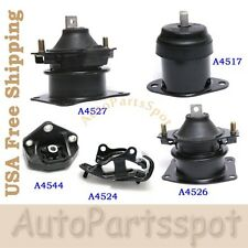 Engine Motor & Automatic Transmission Mount Set 5P For 04-06 Acura TL 3.2L G212